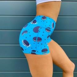 VOXY Short femme sport COOKIES N' CREAM