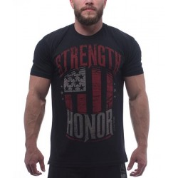 T-shirt RokFit - Strenght & Honor