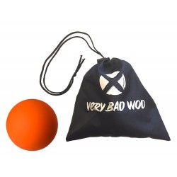 Lacrosse Balls Orange pour Athlète by VERY BAD WOD