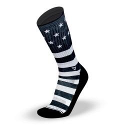 Chaussettes USA pour Athlète by LITHE