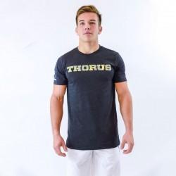 T-shirt Homme Thorus Noir et Camo