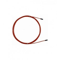 Cable PICSIL 2,5mm Rouge pour vos cordes à sauter