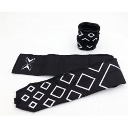 Bandes de poignets - Wrips Wraps Noir Time cap : until death pour l'entraînement by XOOM