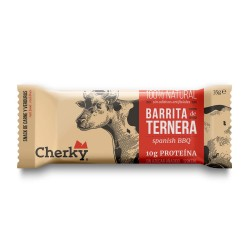 Beef protein bar (BBQ) - CHERKY
