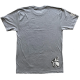 T-shirt grey STONER for men - SAVAGE BARBELL