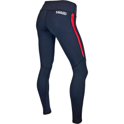 Training legging BLACK WIDOW for women - SAVAGE BARBELL