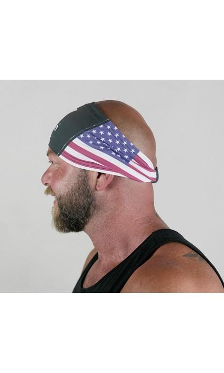 Multicolor workout headband USA - WODABLE