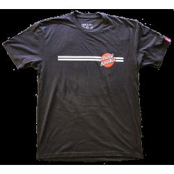 T-shirt black KELLY RETRO SAVAGE for men - SAVAGE BARBELL