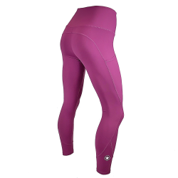 Legging femme rose MERLOT pour athlète by SAVAGE BARBELL