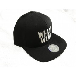 Black WHAT WOD cap | STATE OF WOW