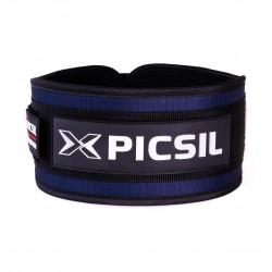 Customizable Strength Belt blue | PICSIL
