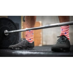 Multicolor workout socks CHARLIE | SOCK OF THE DAY
