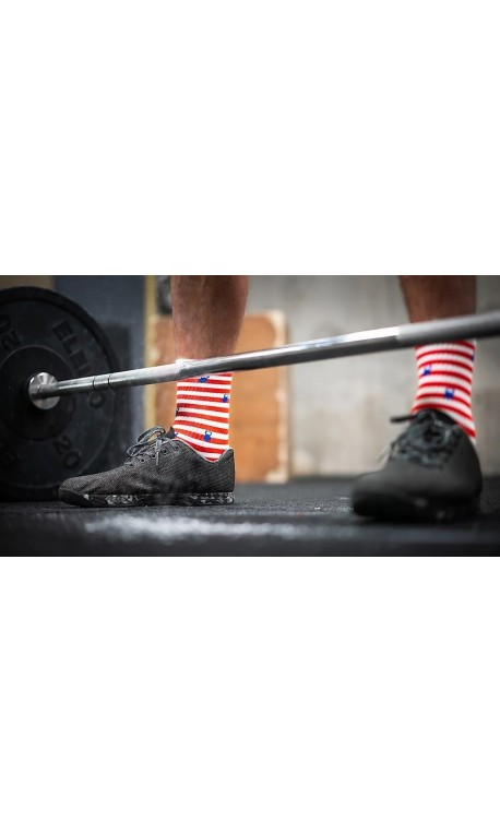 Multicolor workout socks CHARLIE   SOCK OF THE DAY