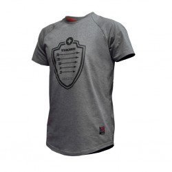 Training T-Shirt Grey ARROW GRAY for men | THORN FIT