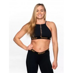 Training bra black EVA for women |NORTHERN SPIRIT