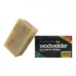 NATURAL BAR SOAP - LEMON LAVENDER| WOD WELDER