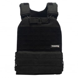 Tactical Weight Vest BLACK Unisex | THORN FIT