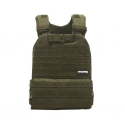 Tactical Weight Vest GREEN Unisex | THORN FIT