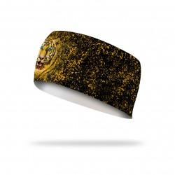 Bandeau élastique multicolor TIGER| LITHE APPAREL