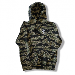 Unisex workout sweat TIGER CAMO | CAFFEINE AND KILOS