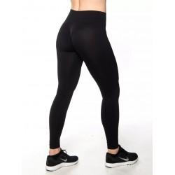 Training legging black high waist SEAMLESS for women | NORTHERN SPIRIT