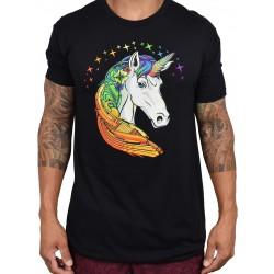 T-shirt black LIFTACORN PRIDE for men | PROJECT X