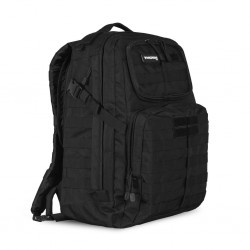 Sport Bag black MISSION 40 L Unisex | THORN FIT