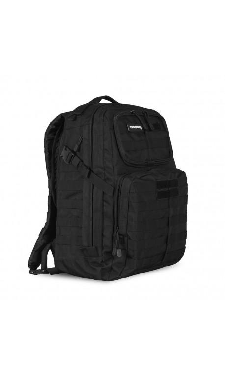 Sport Bag black MISSION 40 L Unisex   THORN FIT