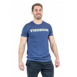 T-shirt bleu DARK NAVY Classic for men | THORUS