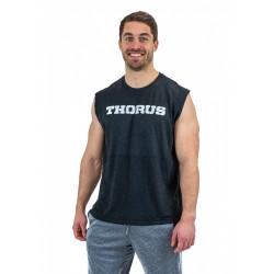 Muscle Tank BLACK for men | THORUS