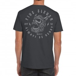 T-shirt grey VIKING SKULL 2020 Q3 for men | 5.11 TACTICAL