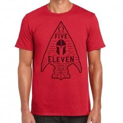 T-shirt red SPARTAN ARROWHEAD 2020 Q3 for men | 5.11 TACTICAL