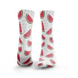 Multicolor workout WATERMELON SLICE socks – HEXXE SOCKS