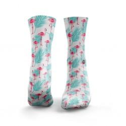 Multicolor workout FLAMINGO socks – HEXXE SOCKS