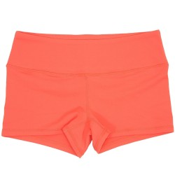 Training short for women LIVING CORAL |ROKFIT