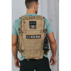 Sac de sport noir Backpack 40 L pour Athlète by PICSIL
