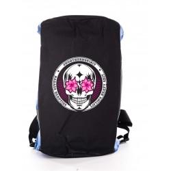 Sport Bag blue Flower Eyes 42 L Unisex   NORTHERN SPIRIT