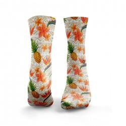 Multicolor workout HAWAIIAN VIBES socks – HEXXEE SOCKS