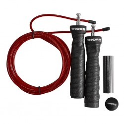 Workout ROCK speed rope black   THORN FIT