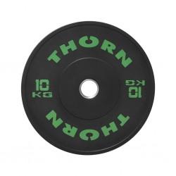 Disque Bumper Plate 10 KG | THORN+FIT EQUIPMENT