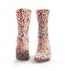 Multicolor workout AUTUMN LEAVES socks – HEXXEE SOCKS