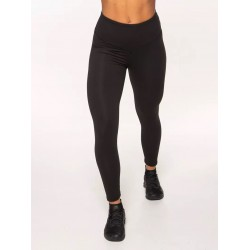 Training legging 7/8 high waist BLACK NS for women | NORTHERN SPIRIT