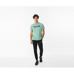 T-Shirt homme vert CORE | PICSIL