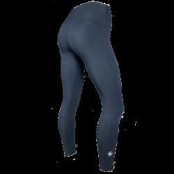 Legging femme taille haute noir ANKLE LENGTH   SAVAGE BARBELL