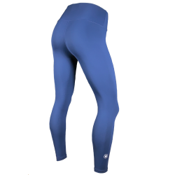 Legging femme taille haute bleu navy ANKLE LENGTH   SAVAGE BARBELL