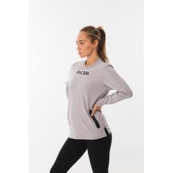 Training sweat-shirt grey CORE for women | PICSIL