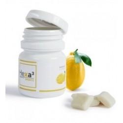 CBD Chewing Gum 200 mg Lemon | HEXA3