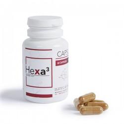 Box of 60 Green Tea 30 mg CBD Capsules | HEXA3