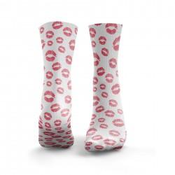 Multicolor workout 'MWAH' KISS socks – HEXXEE SOCKS