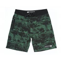Men's dark green TROPIK THUNDER shorts   ROKFIT